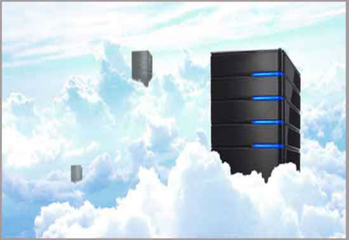 Servers in Clouds 697x480